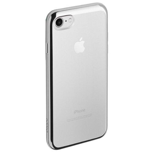 Чехол Deppa Gel Plus Case для Apple iPhone 7/iPhone 8 серебряный deppa fifa казань чехол для apple iphone 7 8 plus blue