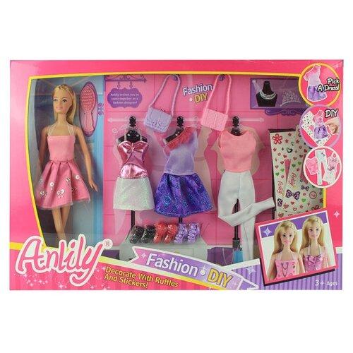 Кукла Anlily с одеждой, 99103 кукла anlily с одеждой 200170509
