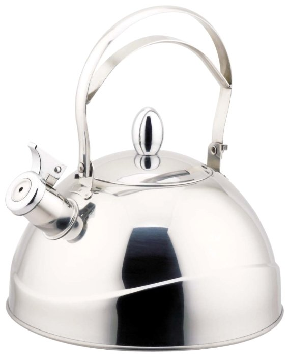 Чайник со свистком из нержавеющей стали