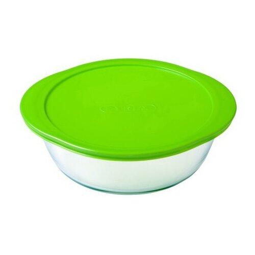Форма для запекания Pyrex 208, 2.3 л, 23 см форма для запекания pyrex 211 1 л 20х17х6 см