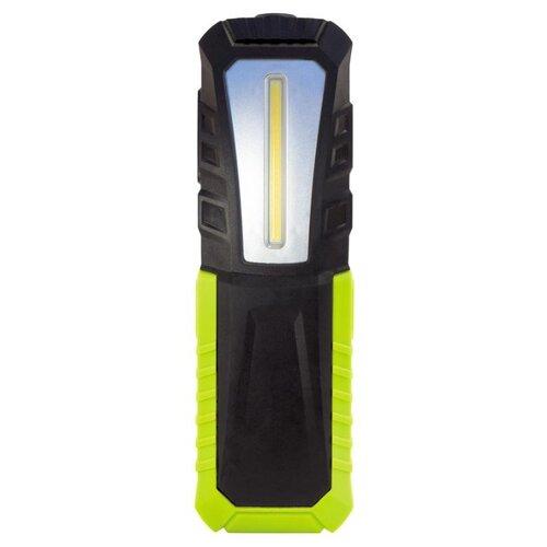 Фото - Ручной фонарь Яркий Луч OPTIMUS ACCU v.2 mini черный/зеленый ручной фонарь яркий луч t1 черный