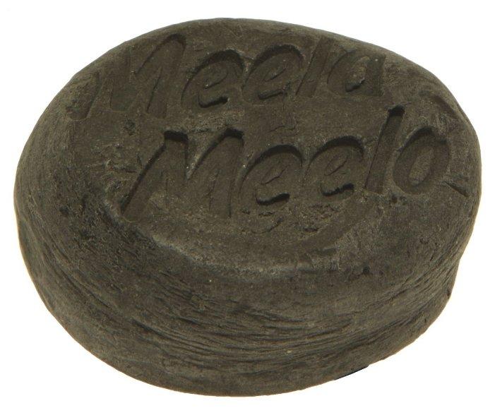 Meela Meelo твердый шампунь Волшебная сажа, 85 гр