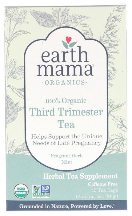 Чай Earth Mama органический со вкусом травяной мяты 16 шт. (37 г)