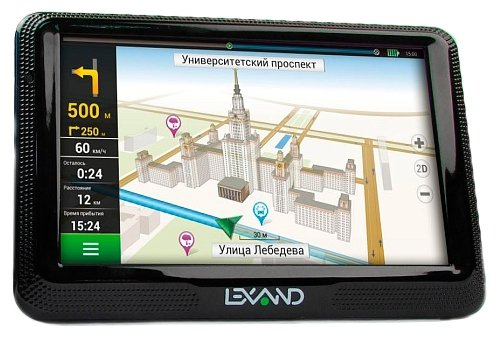 Навигатор LEXAND CD5 HD 5