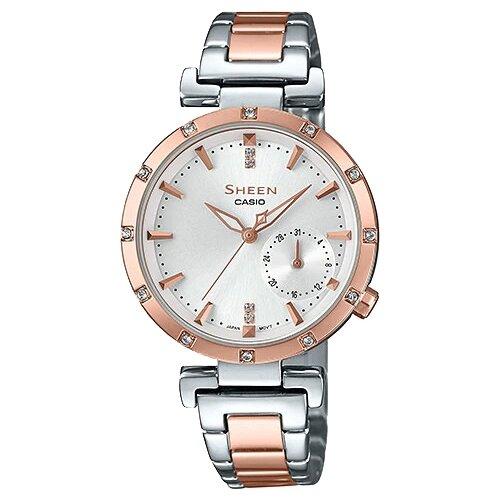Наручные часы CASIO SHE-4051SPG-7A casio she 3052d 7a