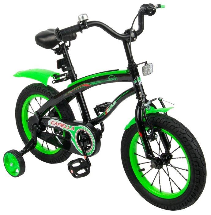 Детский велосипед Capella G16BM