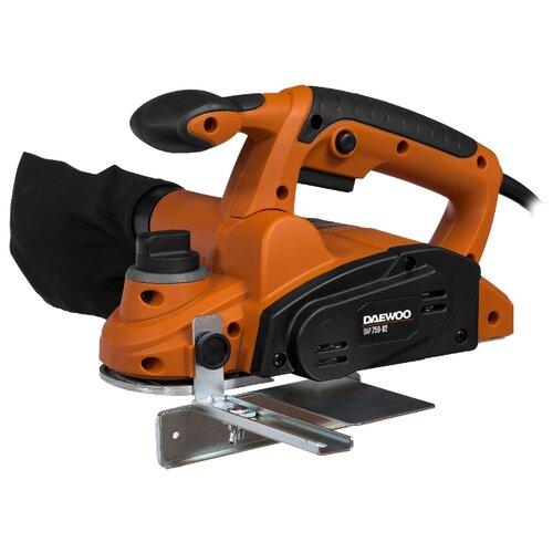 Электрорубанок Daewoo Power Products DAP 750-82 оранжевый/черный