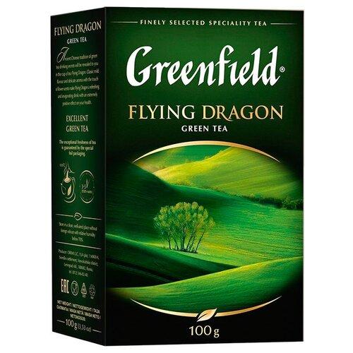 Чай зеленый Greenfield Flying Dragon , 100 г
