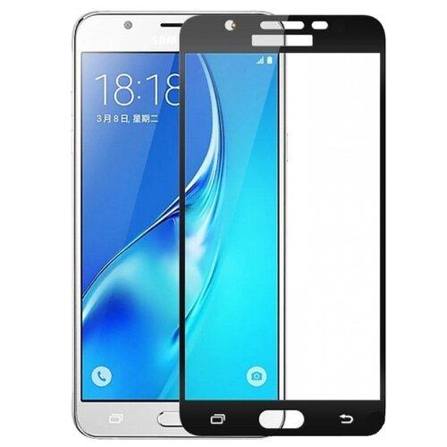 Фото - Защитное стекло CaseGuru для Samsung Galaxy J5 Prime / On5 black защитное стекло caseguru для samsung galaxy a7 2016 прозрачный
