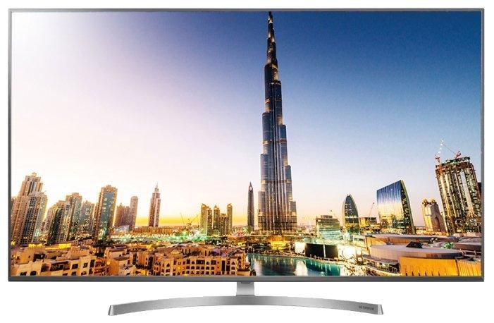 Телевизор LG 55SK8100PLA, 4K Ultra HD, серебристый