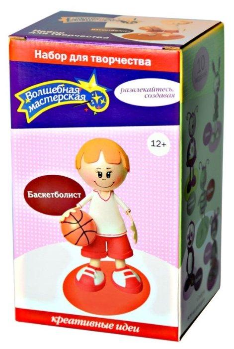 Волшебная Мастерская Создай куклу Баскетболист (К002)