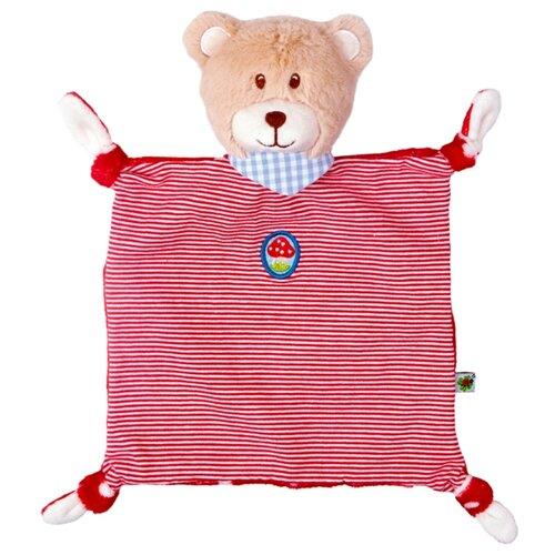 Купить Комфортер Spiegelburg Baby Gluck Мишка 13418 красный/белый, Комфортеры