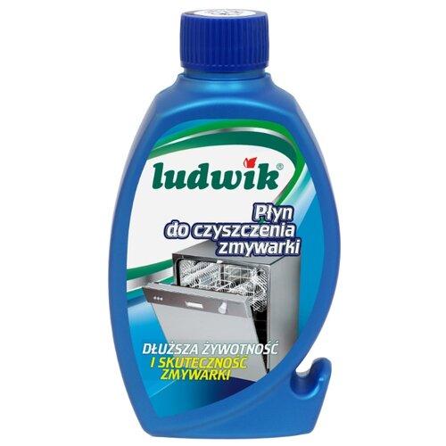 LUDWIK очиститель 250 млДля ухода за посудомоечными машинами<br>