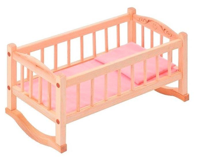 PAREMO Кроватка-люлька для кукол (PFD116-02)