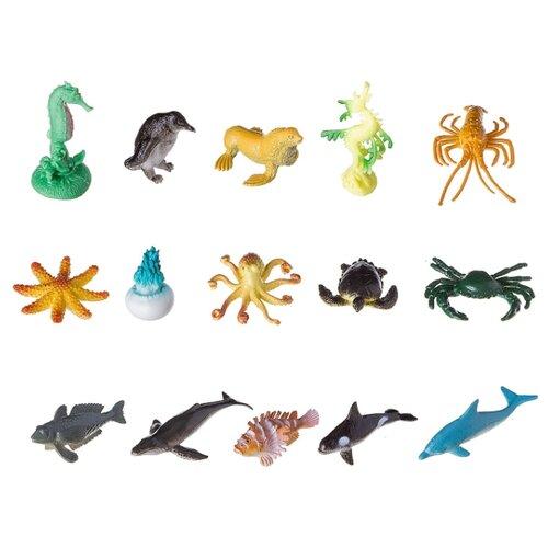 Игровой набор BONDIBON Ребятам о зверятах - Животные океана ВВ2367