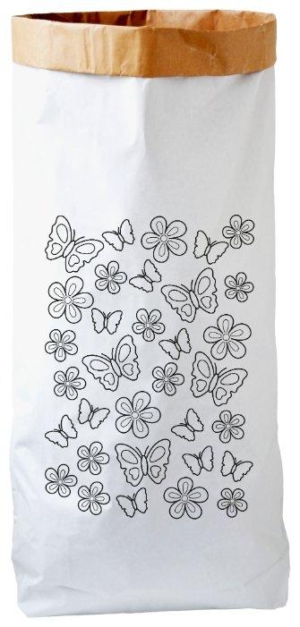 Мешок BRADEX Бабочки 90х50х13 см (PB 0003)
