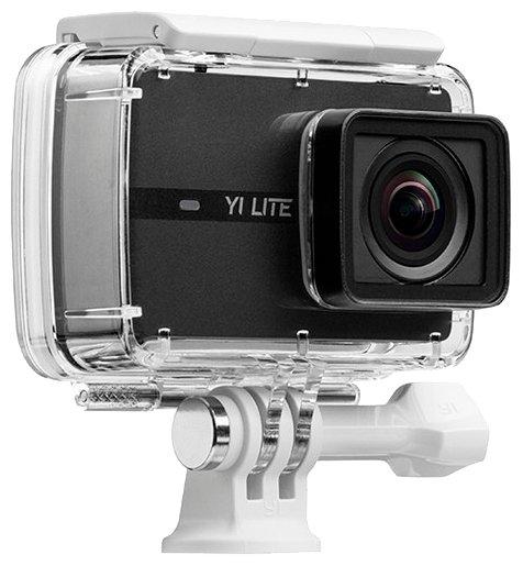 YI Экшн-камера YI Lite Action Camera Waterproof Case Kit