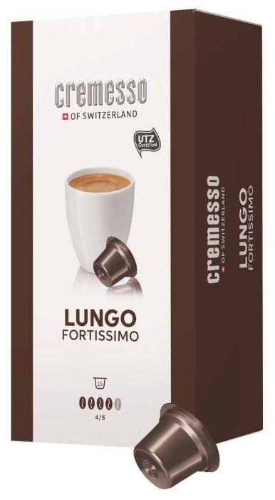 Кофе в капсулах Cremesso Fortissimo (16 капс.)