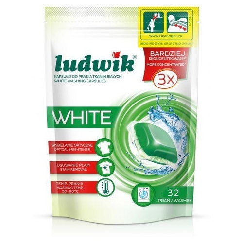 Капсулы LUDWIK White