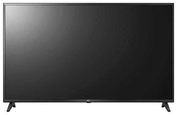Телевизор LG 60UK6200 черный