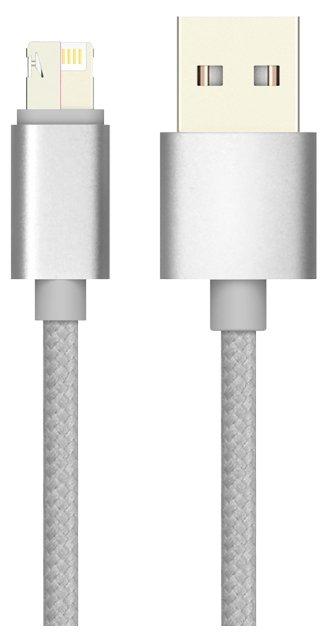 Кабель Partner USB - microUSB/Lightning (ПР034116) 1 м