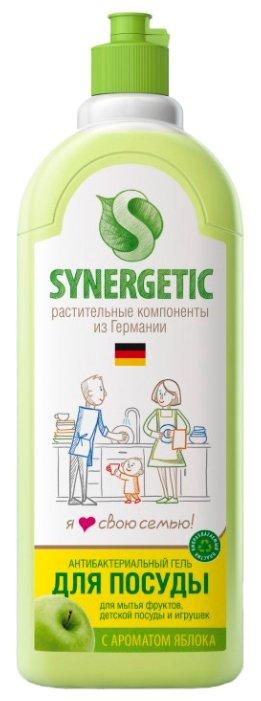 Synergetic Гель для мытья посуды Яблоко