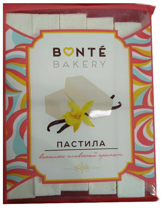 Пастила Bonte Bakery ванильно-сливочный аромат 220 г