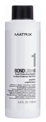 Matrix Bond Ultim8 Эмульсия для ухода за волосами Шаг 1