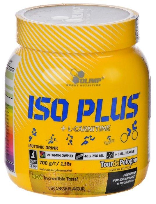 Изотоник Olimp Iso Plus Powder (700 г)