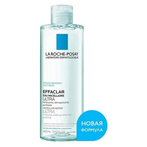 La Roche-Posay Мицеллярная вода Effaclar Ultra, 400 мл la roshe posay effaclar duo