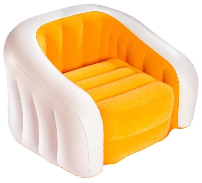 Надувное кресло Intex (Интекс) Cafe Club зеленое (68571)