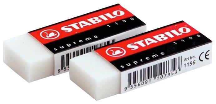 STABILO Набор ластиков Supreme 2 шт.