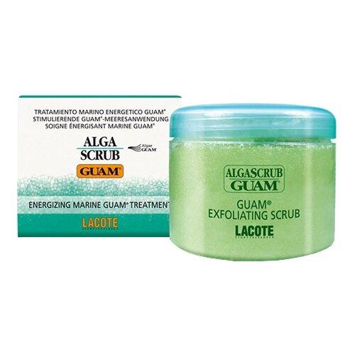 Guam Скраб для тела Algascrub увлажняющий 700 г guam косметика купить