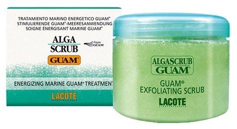 Guam Скраб для тела Algascrub увлажняющий