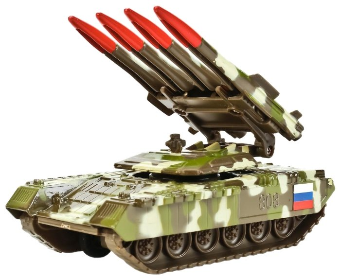 Ракетная установка ТЕХНОПАРК SB 16 19