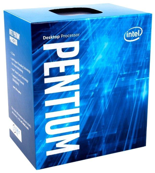 Intel Процессор Intel Pentium Kaby Lake