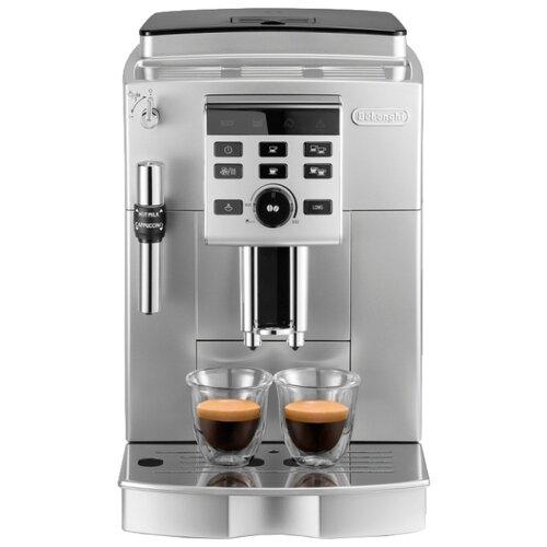 Кофемашина De'Longhi ECAM 23.120 серебристый/черный кофемашина de longhi magnifica s ecam 21 117 серебристый черный