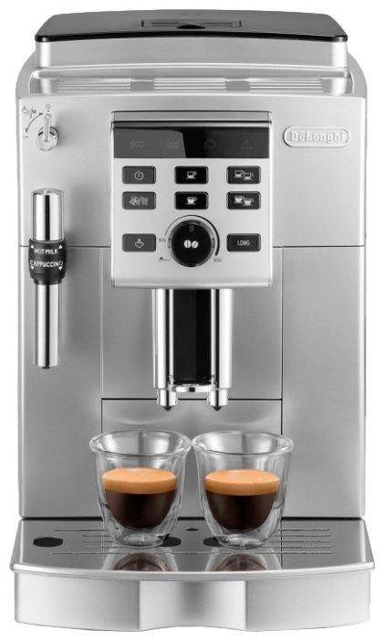 Кофеварка и кофемашина Кофемашина DeLonghi ECAM 23.120 SB серебристый