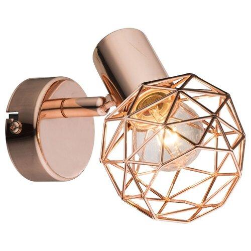 Настенный светильник Globo Lighting Xara 54805-1, 40 Вт globo xara i 54802 2