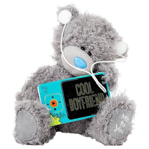 Купить Мягкая игрушка Me to you Мишка Тедди с плеером 18 см, Мягкие игрушки