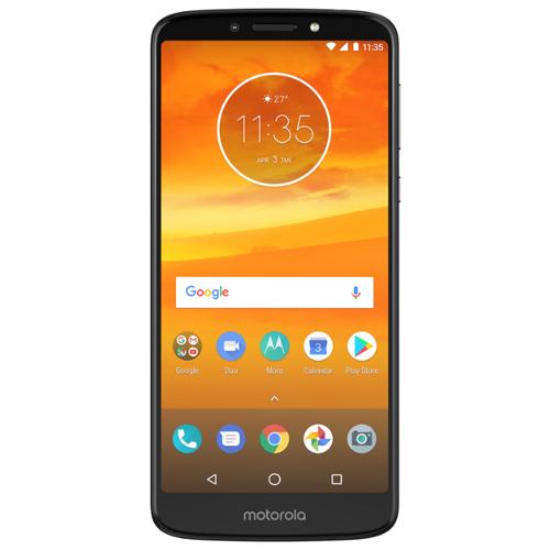 Купить Смартфон Motorola Moto E5 Plus 32GB серый