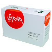 Картридж Sakura 508X CF363X пурпурный для HP