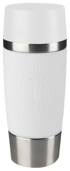 Стоит ли покупать Термокружка EMSA Travel Mug (0,36 л) белый - 58 отзывов на Яндекс.Маркете (бывший Беру)