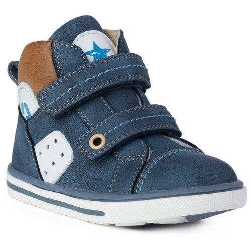 Ботинки playToday размер 20, синийОбувь для малышей<br>