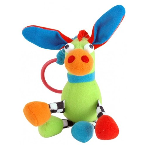 Купить Подвесная игрушка Canpol Babies Сумасшедшие животные (2/284) осел, Подвески