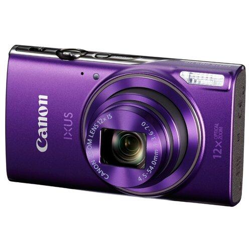 Фотоаппарат Canon IXUS 285 HS фиолетовый  - купить со скидкой