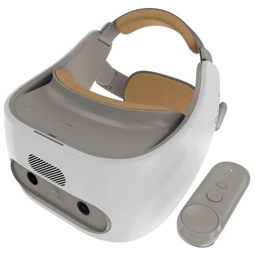 Шлем виртуальной реальности HTC Vive Focus бело-серый