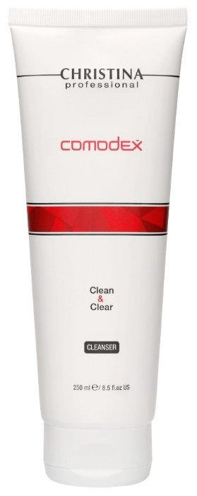 Christina Очищающий гель Comodex Clean & Clear Cleanser, 250 мл