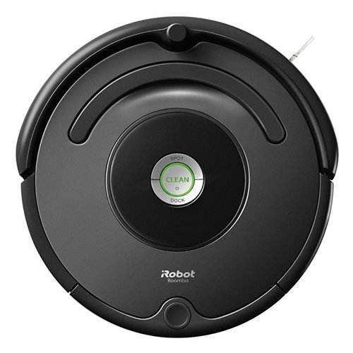 Робот-пылесос iRobot Roomba 676 серый