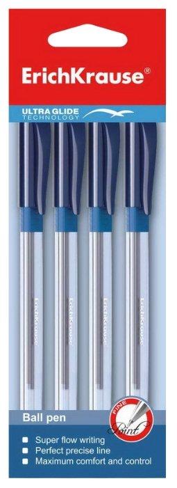 ErichKrause Набор шариковых ручек U-19 Ultra Glide Technology, 0.32 мм (33526EK)